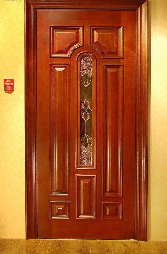 Pvc puertas de madera madera puertas plegadizas arch for Modelo de puertas para habitaciones modernas