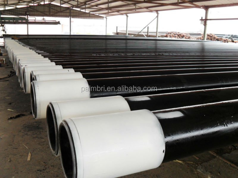 API 5L High quality black LSAW gas pipeline