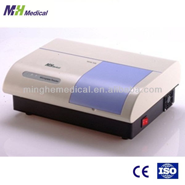 China Supplier Medical Lab Equipment Mhm-96b Elisa Microplate ...