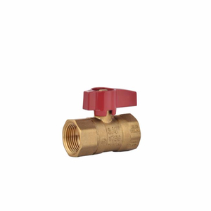 brass gas ball Valve GBV050 hot sale 2014