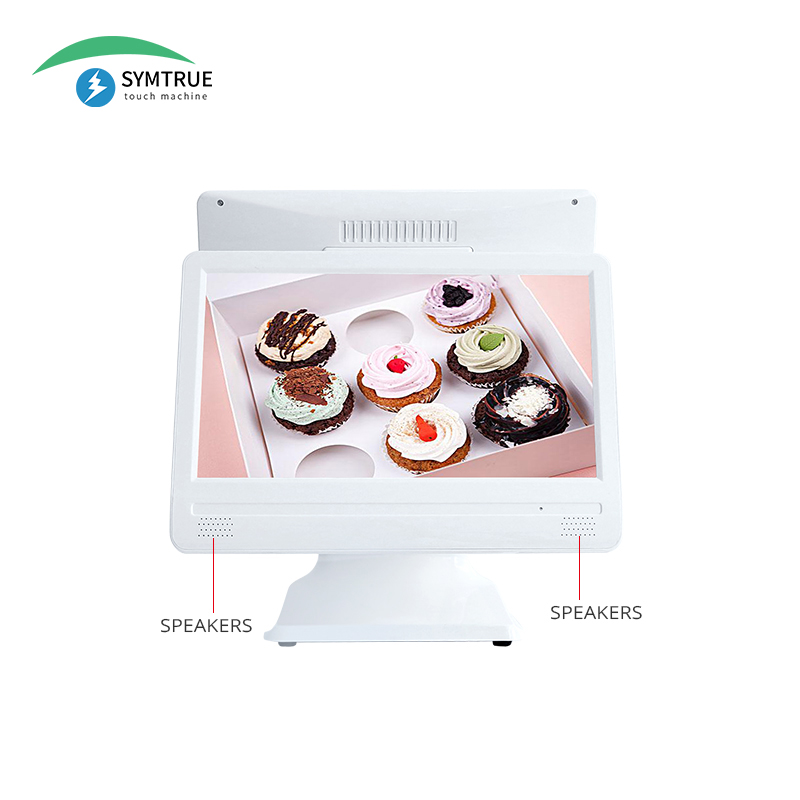 Restaurant equipments POS touch screen coffee machine