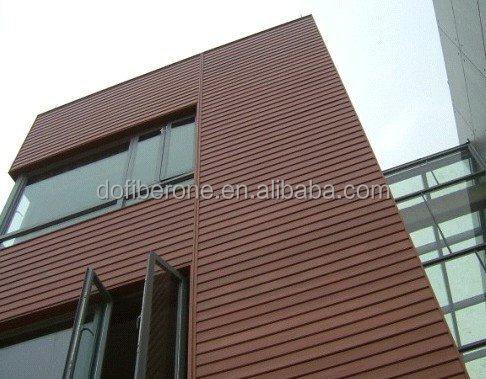 Factory Original Professional Design Wpc Out Door Wall