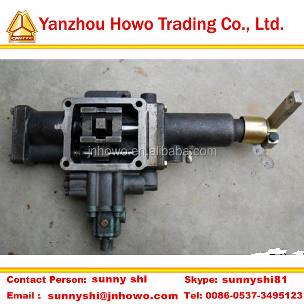 Original Sinotruk howo truck transmission small cover assy AZ2203210040+001