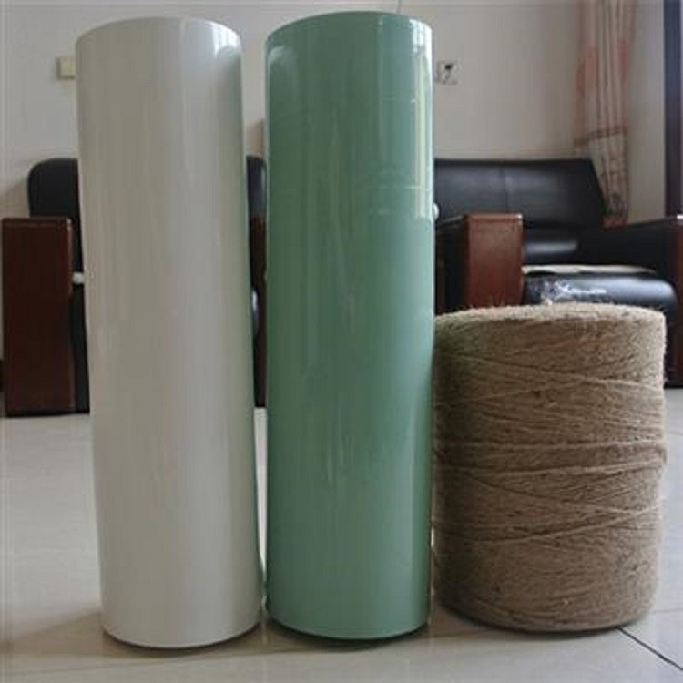 China silage wrap film, grass silage film silage stretch film sun wrap for agriculture