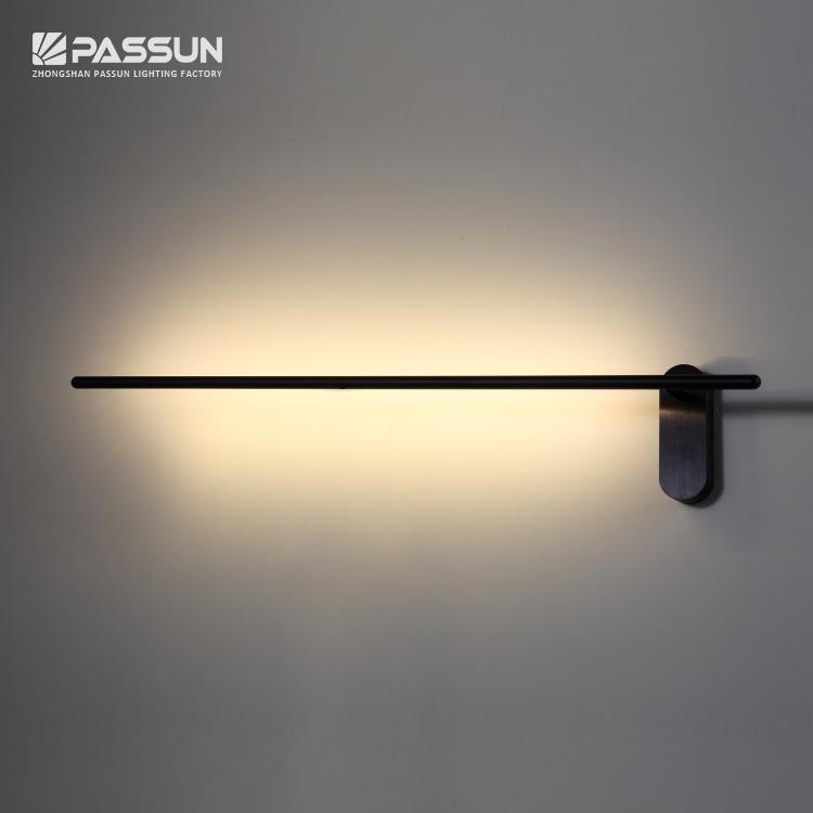 Шайба современный дизайн 10 Вт светодиодный настенный светильник или топ светодиодный настенный светильник для помещений