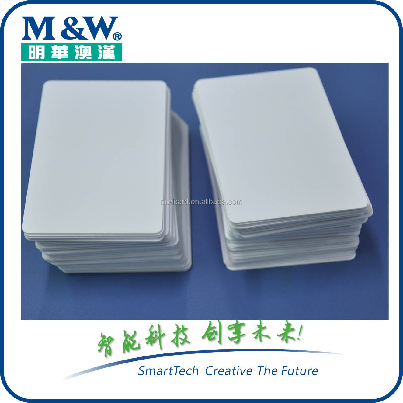 Factory direct supply 1k contactless smart RFID card