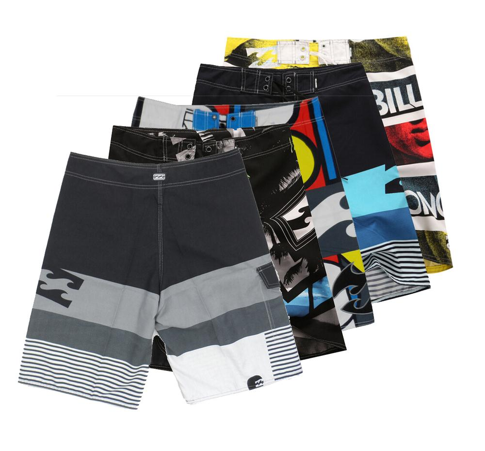56d88d82ed75 Get Quotations · Quick-Drying Mens Board Shorts Splice Printing Men's Shorts  Brand Swimwear Floral Beach Shorts Palm