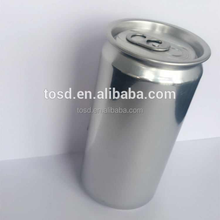 2017Hot sale, 250ml Aluminum sleek can for beverage,soda, energy drink, beer