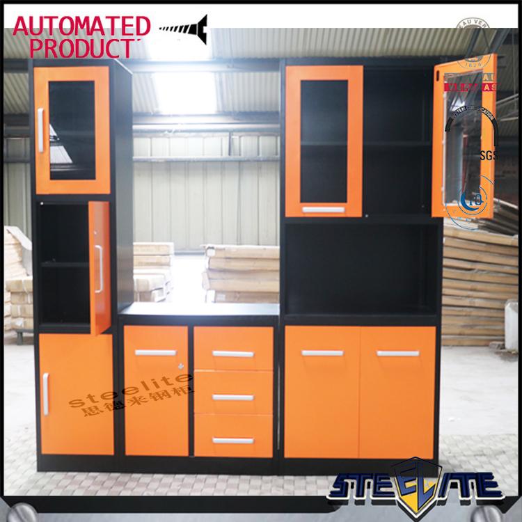Kitchen Cabinets Karachi mobile waterproof steel kitchen islands and kitchen carts cupboard