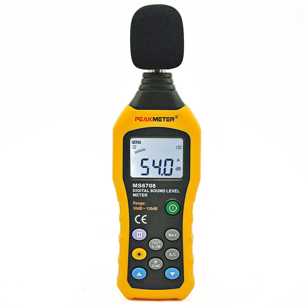 Cheap Sound Pressure Level Meters Find Meter Get Quotations Noise Igarden Mini Digital Decibel Monitor Db Tester Measure
