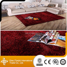 2015 High Quality Pure Bamboo Silk Carpet