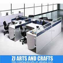 Hot slling Fashion Environmental board fireproofing acrylic office partitions