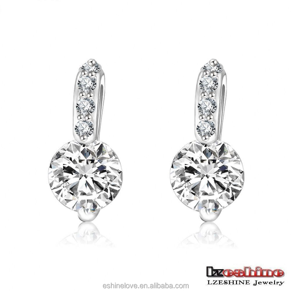 Cute Clip Earrings, Cute Clip Earrings Suppliers And Manufacturers At  Alibaba