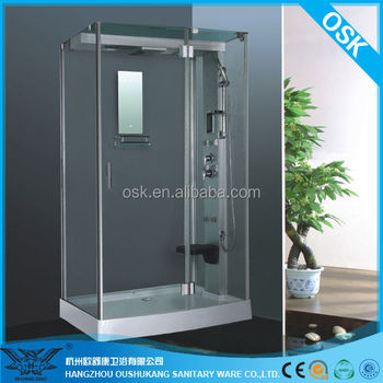 Marvelous Complete Family Massage Air Curtain Shower Cabin