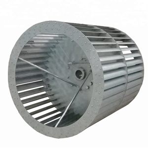 Competitive Price Galvanized Forward Centrifugal Blower Impeller