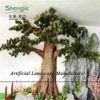 Sjzjn 228 Artificial Pine Tree/artificial Cedar Tree For Indoor Or ...