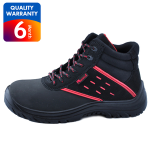 Ultra light trendy steel toe cap safety shoes summer safety boots