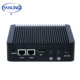 Low Cost Intel N3160 Quad Core Mini PC Dual Ethernet Nic Thin Client X86 Nano Personal Desktop Computer