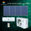 9000btu 12000btu ACDC type hybrid wall cheap solar system hot sale best precision air conditioning units