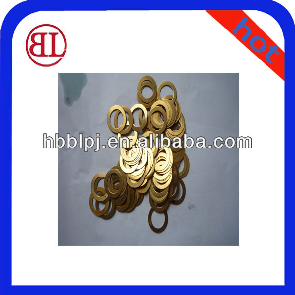 Copper Pad Pump Flat Washers/Gaskets Copper Gasket
