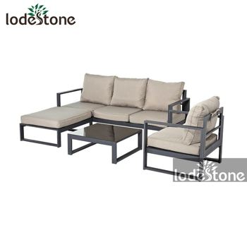 Admirable 4Pcs Kd Modern Design Garden Aluminium Sofa Set Aluminium Outdoor Lounge Set Buy Garden Sofa Aluminium Aluminium Outdoor Aluminium Outdoor Lounge Theyellowbook Wood Chair Design Ideas Theyellowbookinfo