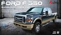 RealTS Meng Model VS 006 1 35 Ford F 350 Super Duty Crew Cab