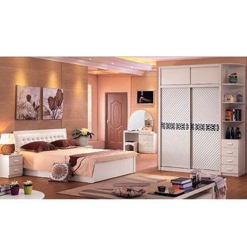 Moderno Simple Muebles Cama King Size Muebles De Dormitorio Con Cama ...