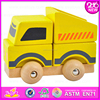 2016 new design kids funny wooden classic car toy W04A240
