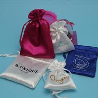 Supply silk screen printed sunglasses bag