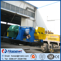 top quality equipment used for tire recycling with CE certificate