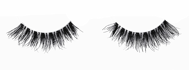 Indonesia Made Human Hair Lashes,Not Synthetic Fiber Inside