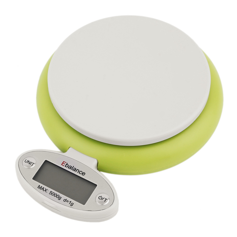 2016 Useful ABS Plastic Digital Scale Weight LED Electronic Scale with Automatic shutdown Function Household Kitchen Scales