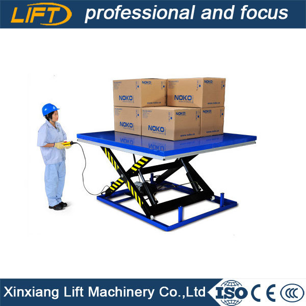 5% discounts Telescopic hydraulic mini car lift platform