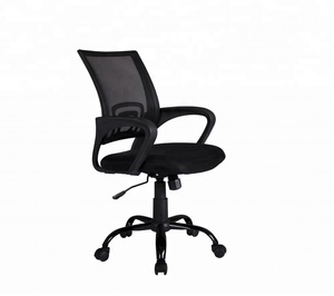 Black Ergonomic Mesh Computer Office Desk Midback Task cheap office Chair