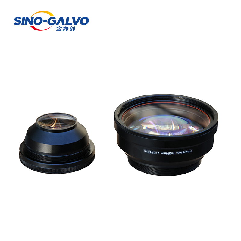 Laser Scanning Lens Co2 Focus Lens F160 For Laser Marking Machine - Buy Co2  Objective Lens,Laser Lens,Yag And Co2 Znse F-theta Lens Product on