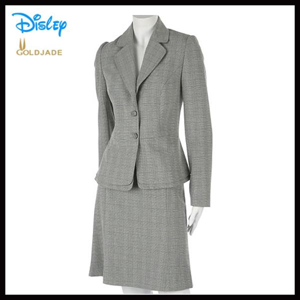 Oem women office uniform dresses design buy office for Office design uniform