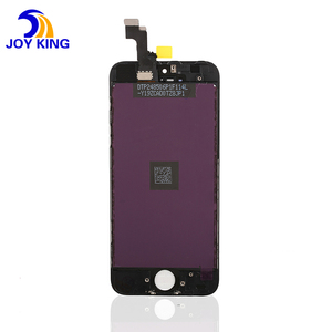 LCD-WORLD for iPhone 5S White Screen Replacement New LCD Touch Digitizer Display Screen Full Assembly