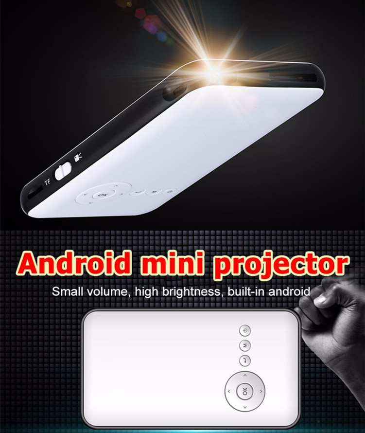Cheapest Dlp Portable Android Smart Icodis Cb-100 Mini 3D 4K Theater Latest Mobile Phone Led Pico Pocket Mini Home <strong>Projector</strong> M6