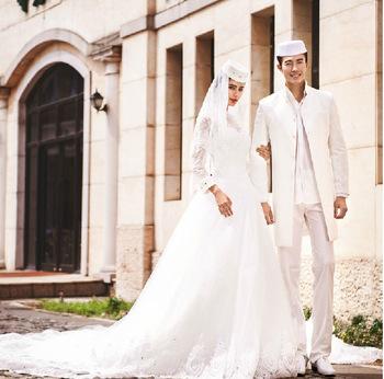 Muslim Wedding Dress Wholesale With Good Price Buy Muslim Wedding