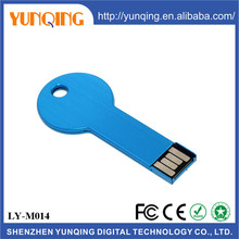Metal bulk 16gb usb flash drives,cle usb with usb keychain