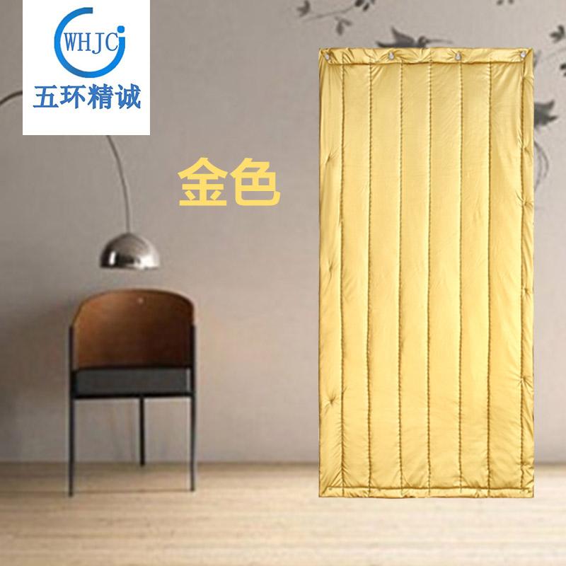 cm invierno fro de puerta del sitio cortina de lona para el