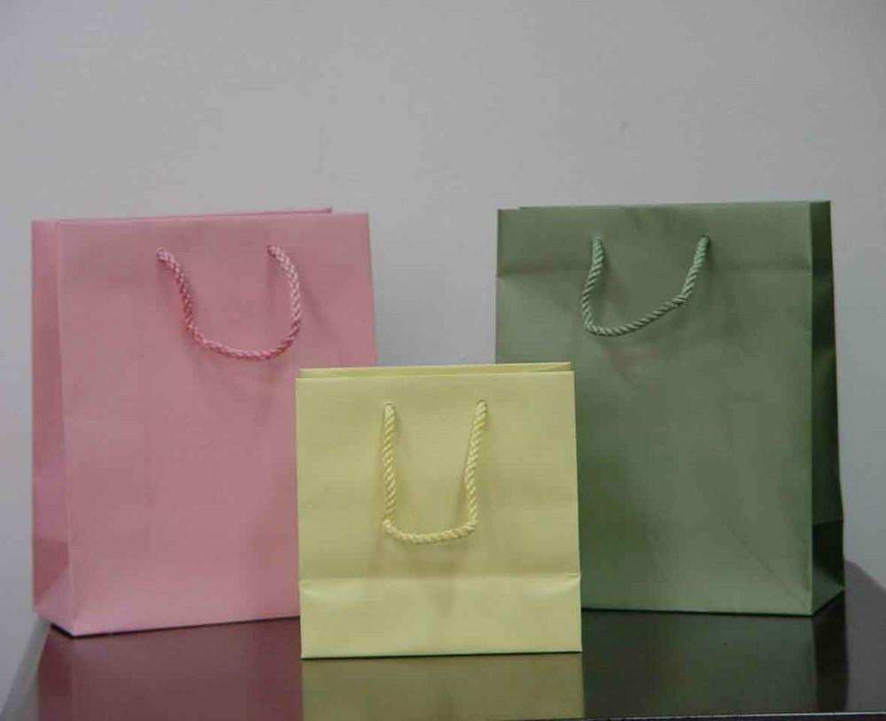 touw handvat papieren zakken groothandel prijs handige