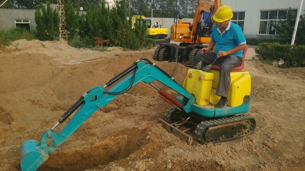 digging machine