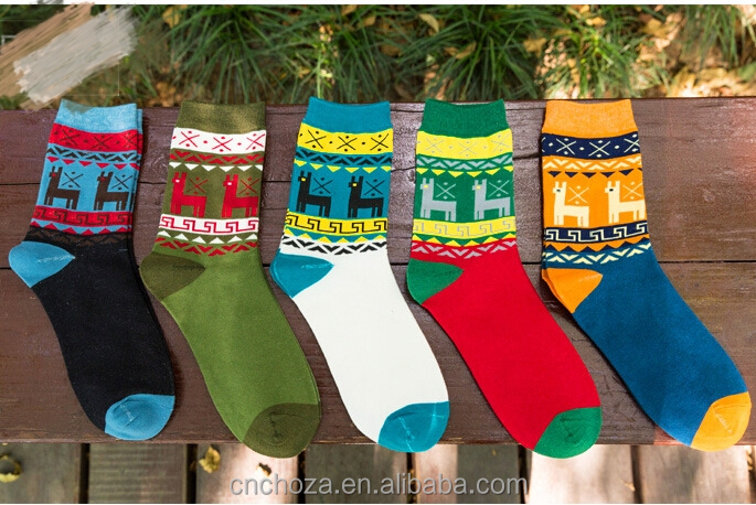 C00036D Autumn and Winter High Quality New Arrive 100% Cotton Men Sock