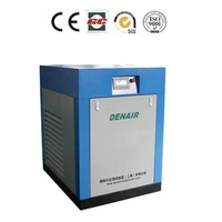 Lubricated Rotary Screw Air Compressors with Oil