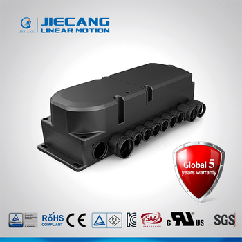 Jiecang JCB35E 1to 6 hospital bed linear actuators controller control box