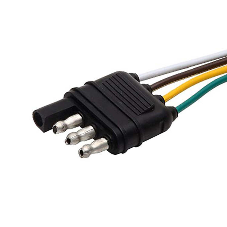 Trailer Wire Extension Harness 10 U0026 39  Foot Length