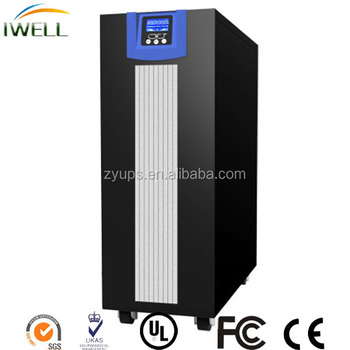Low frequency online UPS inverter for industrial machine 10 kva online UPS