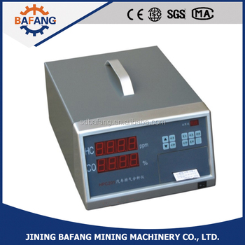 BF-HPC201 HC and CO online wholesale automobile exhaust gas analyzer