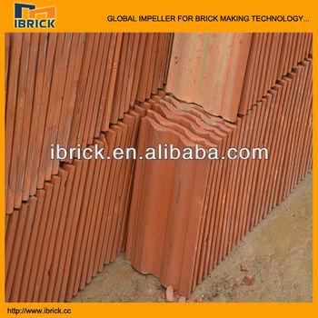 Big Capacity Jwkb35 31 30 Clay Roof Tile Making Machine